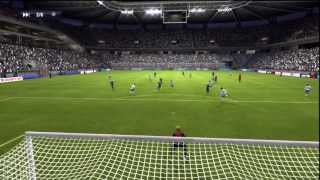 FIFA 13 | 3ª LIGA FECF | Episodio 1 | Heads Up | By DjMaRiiO