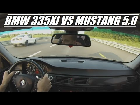 425hp bmw 335xi vs twin turbo nissan 370z 1 4 mile. Black Bedroom Furniture Sets. Home Design Ideas