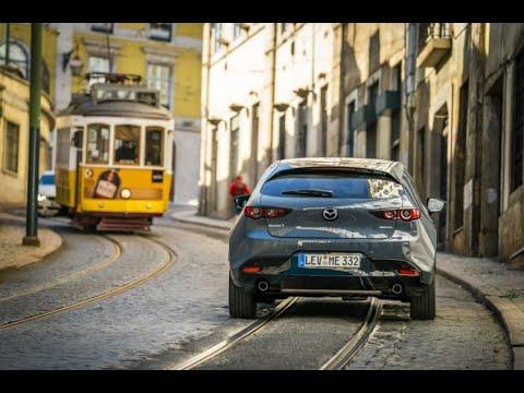Новая Mazda3. Европейская премьера