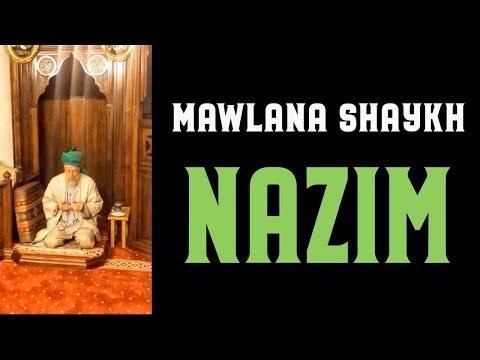 Mawlana Shaykh Nazim [ENGLISH VERSION]