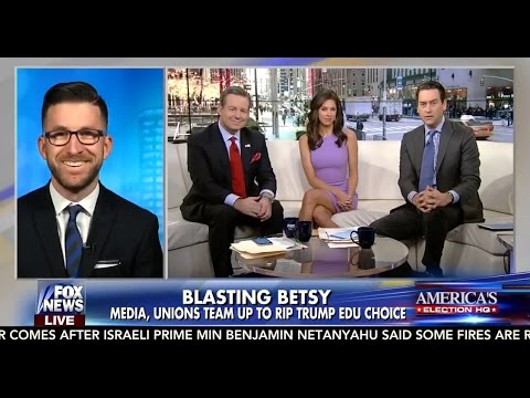 11-25-2016: Michael McShane on Fox and Friends