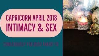 April/May CAPRICORN 🌟INTIMACY & SEX🔥  Tarot reading