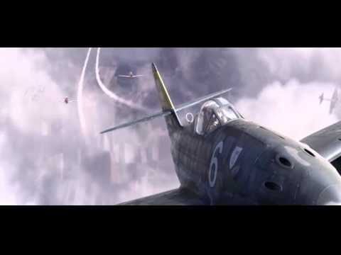 Sabaton - No Bullets Fly (Red Tails)