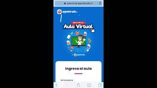 Acceso Plataforma Aula Virtual ECDI