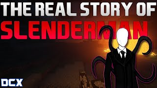 Film d'horreur Minecraft Slenderman
