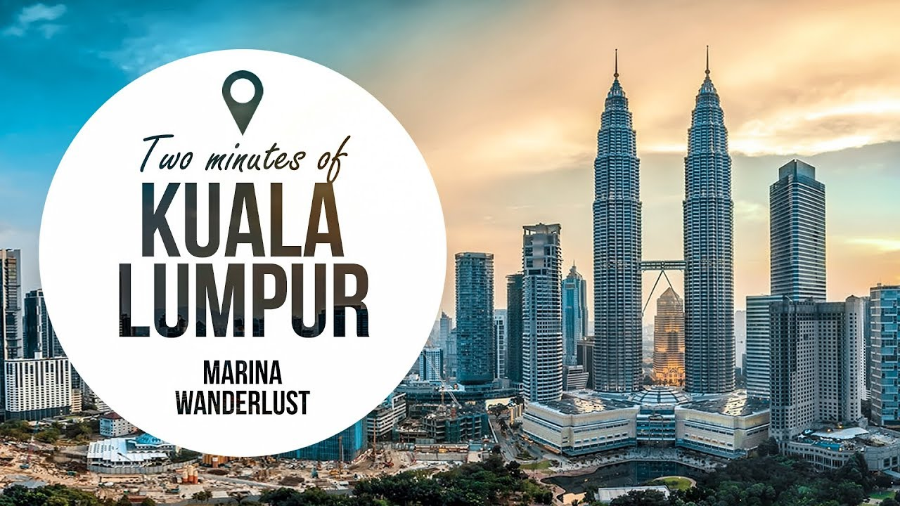 Kuala Lumpur Travel Guide Attractions Map YouTube