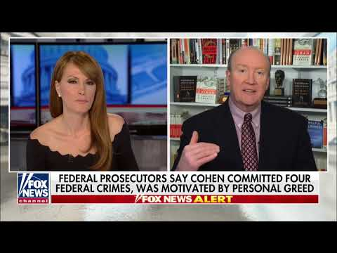 Bill Handel - Democrats Want Cohen to Testify on Collusion and Obstruction of Justice
