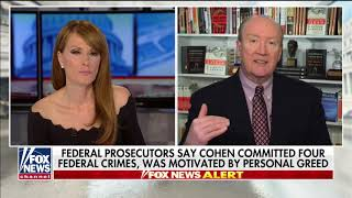 Former US attorney Andrew McCarthy on Cohen sentencing memo
