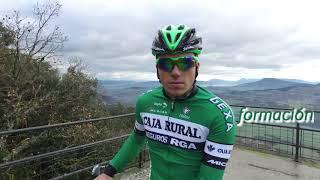 Etapas ciclismo - Caja Rural Seguros RGA 2018