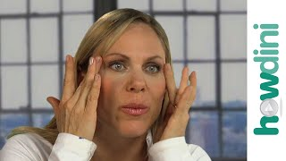 Yoga facial exercises: Minimizing eye wrinkles with face yoga