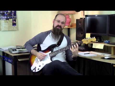 How To Create Great Sounding Non-Standard Guitar Chords In 2 Minutes