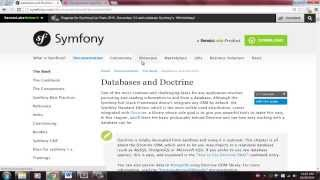 Application Symfony2 : Part 2 Insertion et affichage des categories