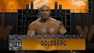 WWE 2K15 Mods: Goldberg (WCW Monday Nitro Arena)