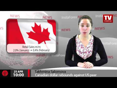 Canadian dollar rebounds against US peer