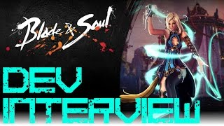 Blade & Soul - E3 2016 Dev Interview Soul Fighters & Swim Suits!