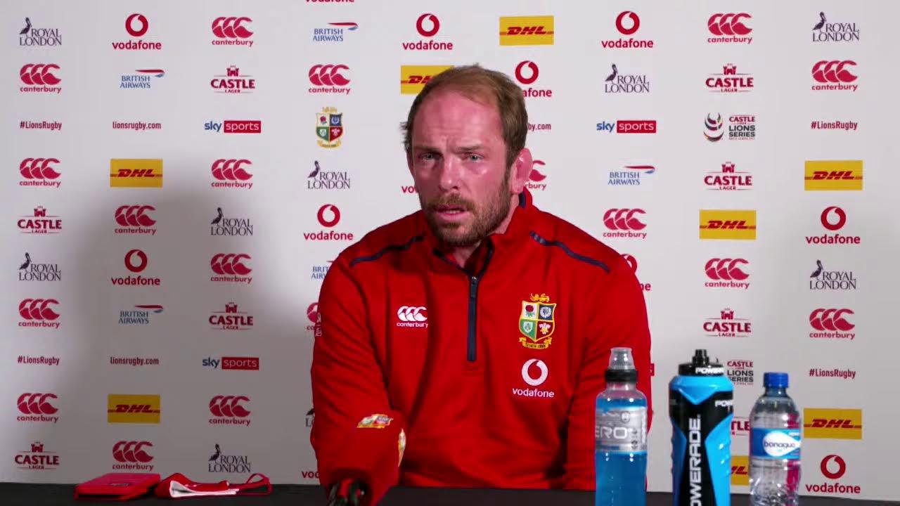 Lions v Springboks -post match live