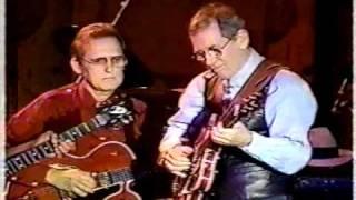 "Chet Atkins & Stanley Jordan ""Mystery Train"""