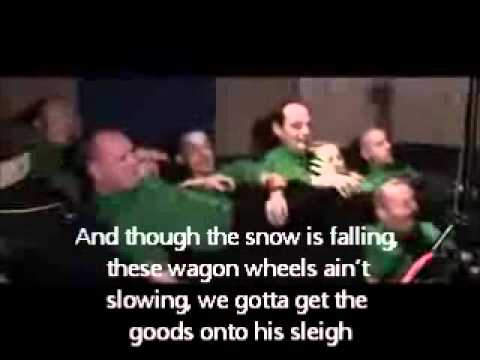 12 Days Of Christmas - Stobart Truckers with lyrics
