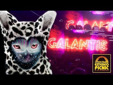 Galantis Live @ ESTEREO PICNIC 2018 // Colombia, Bogota