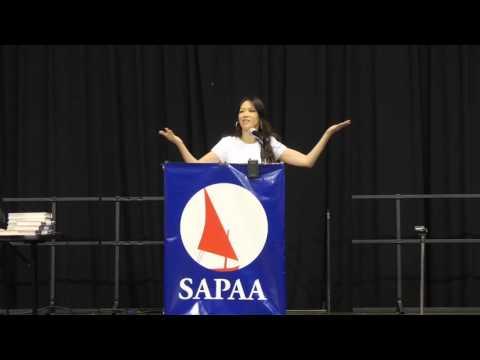 Inspirational Speech by Amy Chua - SAPAA New York 2015