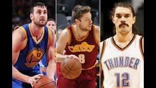 2 Aussies, 1 Kiwi Top List of NBA's Dirtiest Players | 2016 Poll