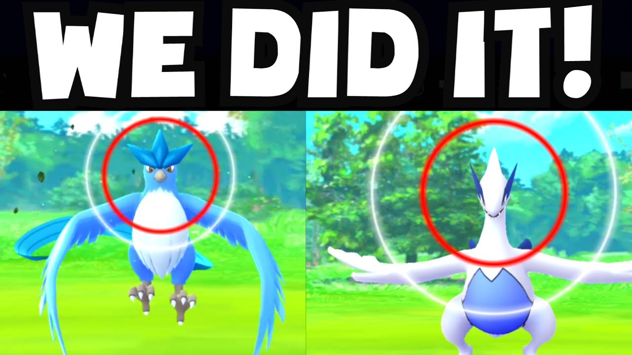 pokemon x and y how to catch articuno