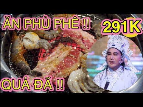 """Buffet BBQ ở nhà hàng của nghệ sĩ Kim Tử Long có gì """"hot""""? - Ẩm thực Việt Nam 247"""