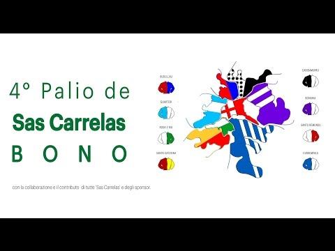 4° Palio de Sas Carrelas - Bono - 20/08/2016