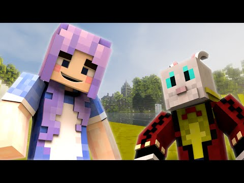 Minecraft - ALICE IN WONDERLAND - Disney Adventure! #1