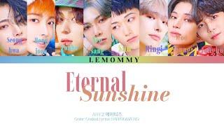 ATEEZ (에이티즈) - 'Eternal Sunshine' Teaser    Lyrics HAN/ROM/ENG
