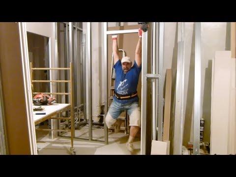 Как сделать перемычку для дверного проёма на метало-конструкциях для ГКЛ?