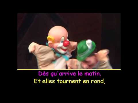 Karaoke Enfants 1 - Ainsi Font Font Font