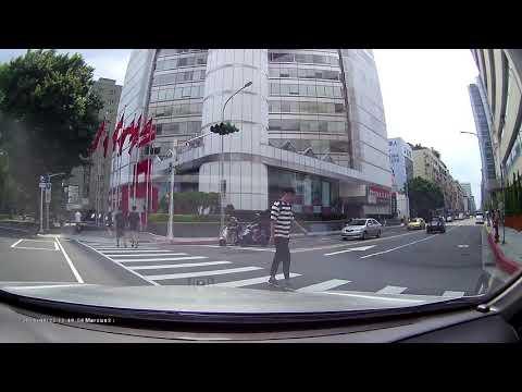 Toyota Wish 計程車 908-A9   不當變換車道