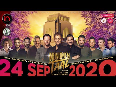 Monumentaal 2020 – Die Konsert