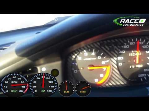 Civic EG4 D15B2 VTEC Race Render Test