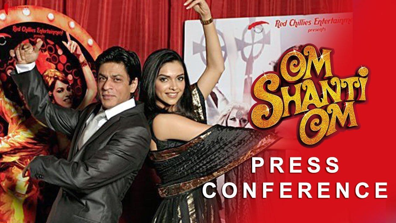 Download Om Shanti Om | Press Conference | Deepika Padukone, Shah Rukh Khan, Shreyas Talpade & Arjun Rampal