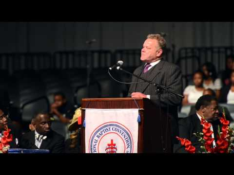 National Baptist Convention | Per Wickstrom Speaks about Addiction Rehabilitation