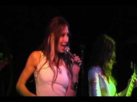 Zepparella - Led Zeppelin's  -  Custard Pie -  On Stage In Tahoe -