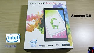 nextbook Ares 8A Unboxing & 1st Impressions!
