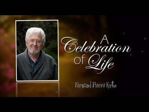 dvd memorials - fern kirtz - youtube, Powerpoint templates
