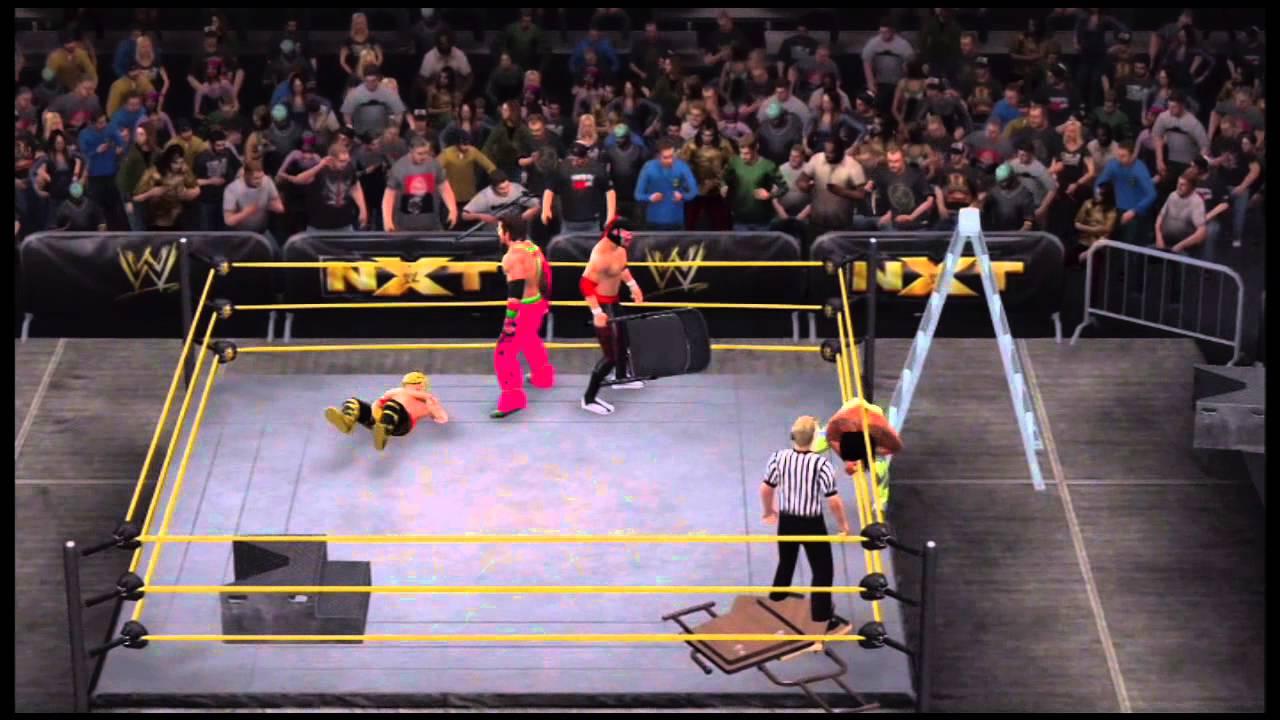 Wwe hardcore matches — 8