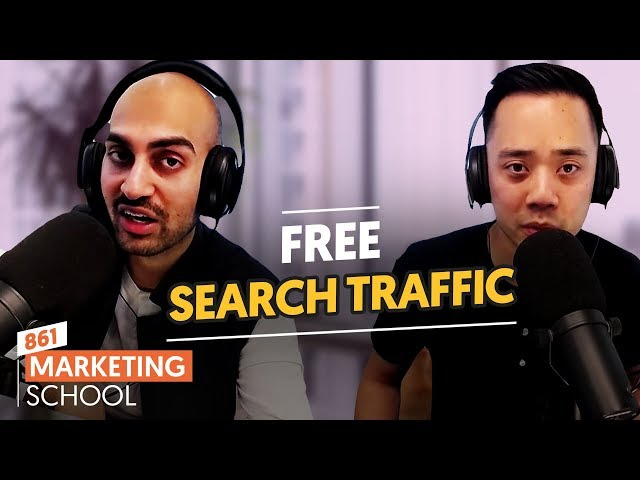 How to Get More Search Traffic in 30 Days (Without Paying for It) | Ep. #861