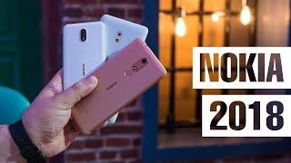 видео Первый взгляд и характеристики Nokia 3 (TA-1032)