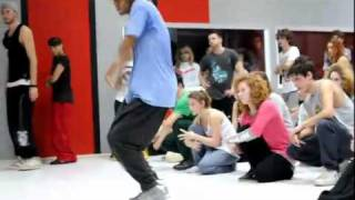 Chris Brown - Wall to Wall hip-hop choreography by Francisco Gomes - Dance Centre Myway
