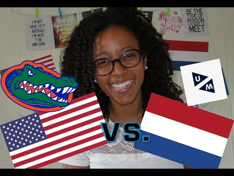 DUTCH vs. AMERICAN Universities