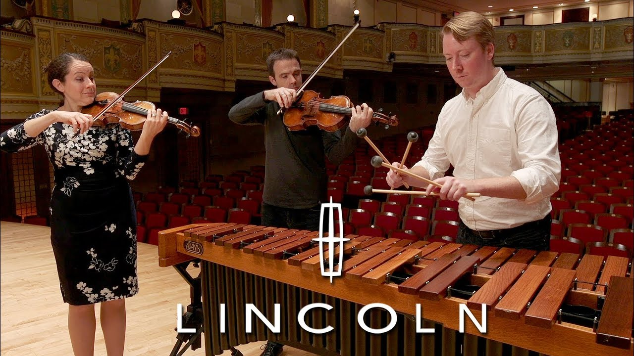 2019 Lincoln Aviator chimes recorded by the Detroit Symphony Orchestra