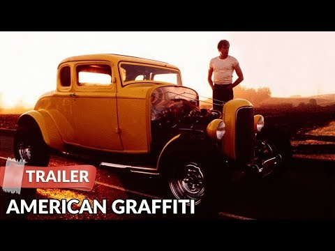 American Graffiti 1973 Trailer HD | Richard Dreyfuss | Ron Howard