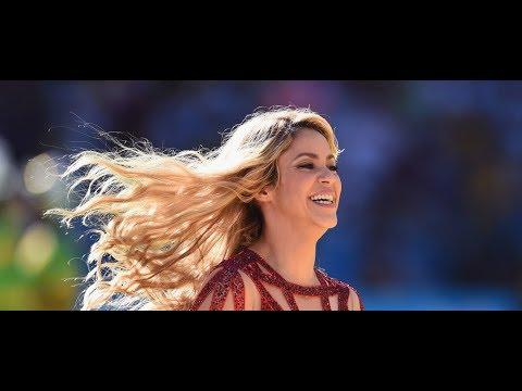 Shakira pashto Nice song 2017