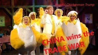 How CHINA wins the trade war!