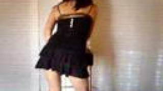 Dog voyeur strip tease dancer amatorial